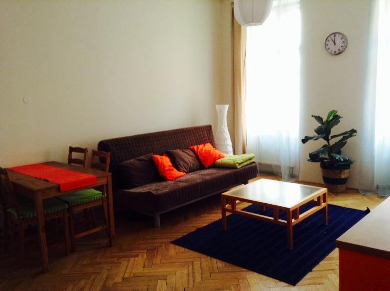 cosy apartment in Prague center - Image 1 - Prague - rentals