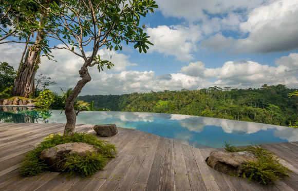 Hartland Retreat Infinity Pool - Ubud Unique Retreat 4 bdrm Villa Hartland Estate - Ubud - rentals