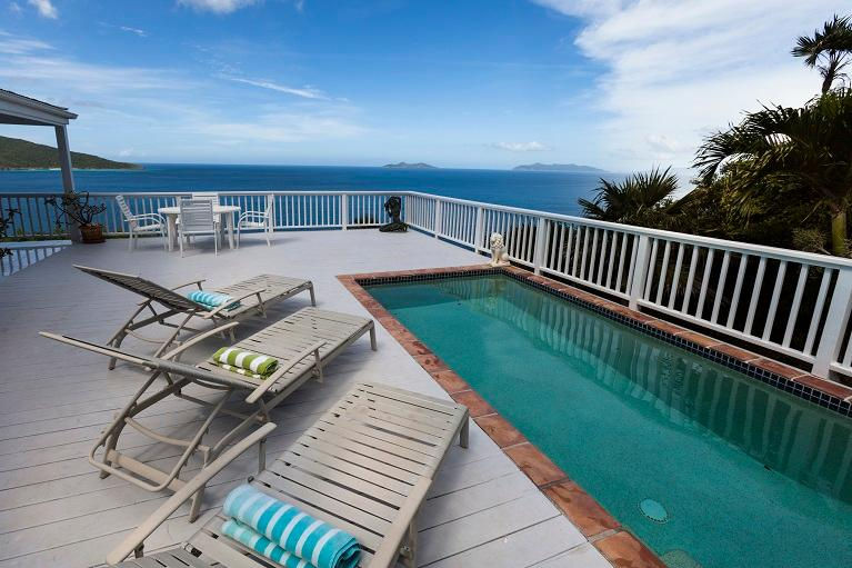 Carefree at Mahogany Run, St. Thomas - Island Views, Cool Breeze, Pool - Image 1 - Mahogany Run - rentals