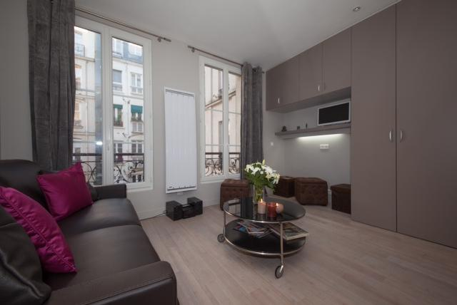 Superb Studio for 4 at Sorbonne - Image 1 - Paris - rentals