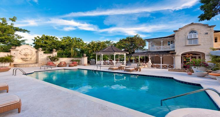 High Cane at Sandy Lane, Barbados - Pool, Gazebo, Koi Pond - Image 1 - Sandy Lane - rentals