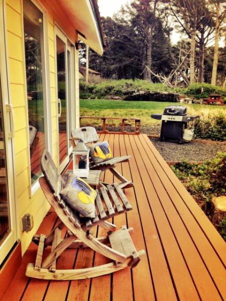 Oceanfront Coastal Cottage - Image 1 - Newport - rentals