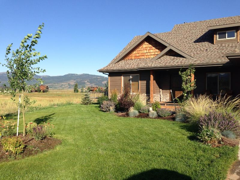 Gorgeous, spacious Victor Mountain Home - Image 1 - Victor - rentals