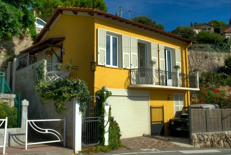 exterior of house - 4 bedroom house overlooking the sea and Montecarlo - Monaco - rentals