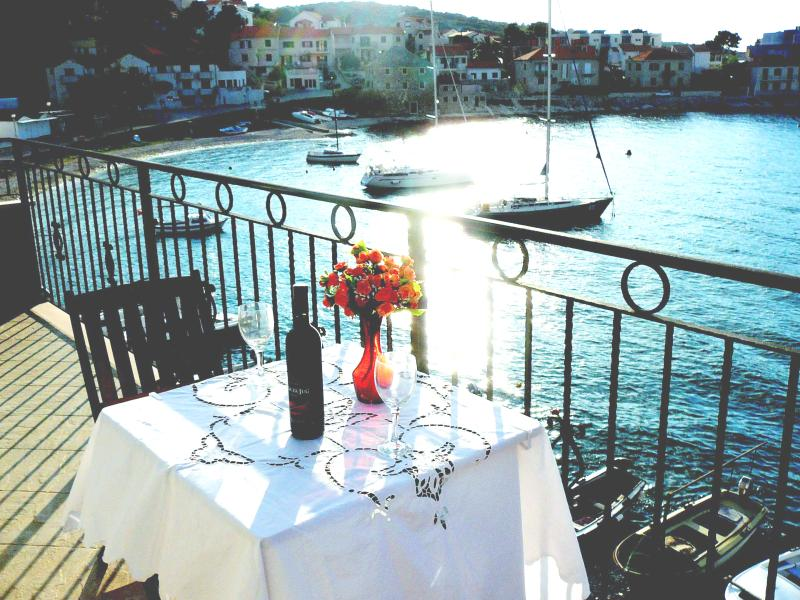 Luxury Apartment direct at sea,Postira island Brac - Image 1 - Postira - rentals
