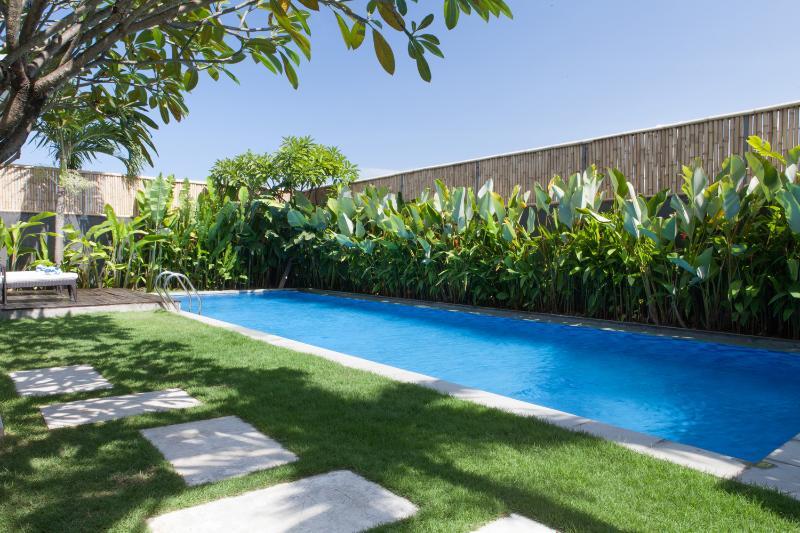 Large 15m pool. - Beautiful Villa, Glistening Pool, Best Location! - Seminyak - rentals