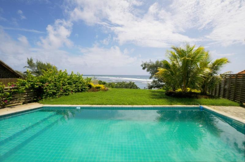 "Peters Beachouse 250 m"" pool directly on the beach - Image 1 - Poste Lafayette - rentals"
