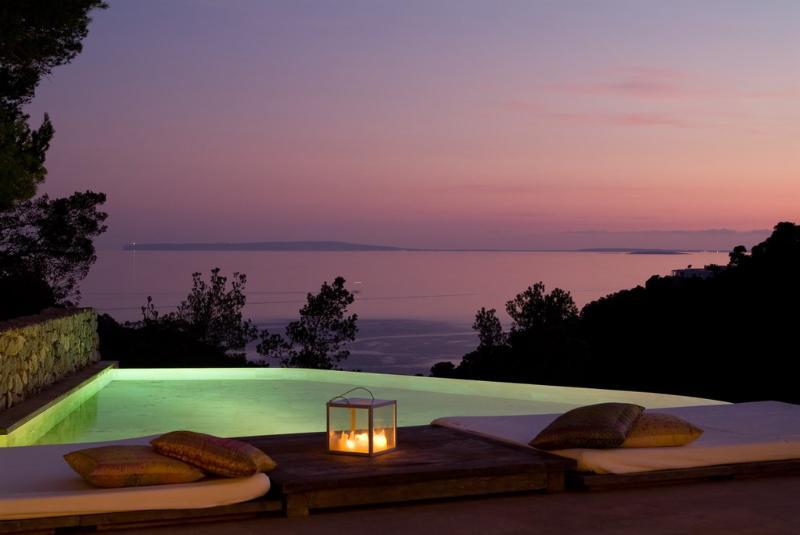 Luxury villa in Ibiza with amazing sea views - Image 1 - Roca Llisa - rentals