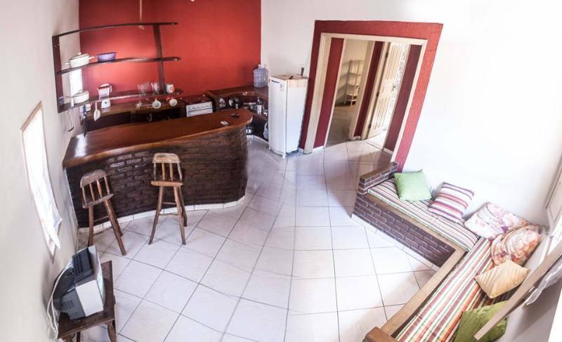 Sala - ALUGO CASA PARA TEMPORADA - ARRAIAL D'AJUDA - BAHIA - BRASIL - Sao Jose do Xingu - rentals