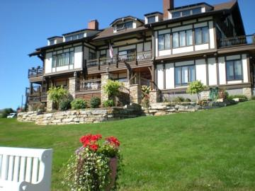 Chalet Historic Building - The Chalet on Wellesley Island, Thousand Islands - Wellesley Island - rentals