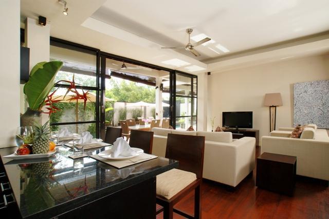 living room - Temple Hill Residence Villa@Villa Santai - Jimbaran - rentals