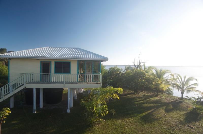 Exterior of House - Serene Lagoon Sunset Cabanas - Placencia - rentals