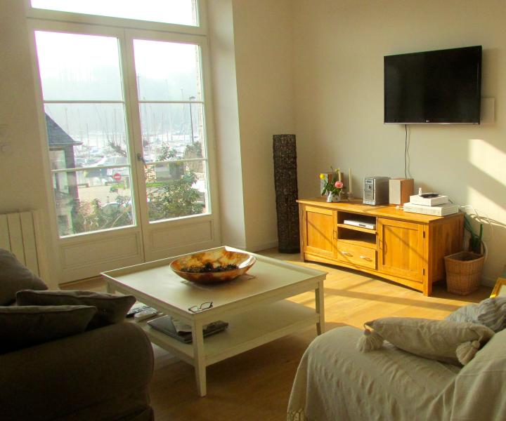 Luxury home with harbour views near Dinan (C004) - Image 1 - La Vicomte-sur-Rance - rentals