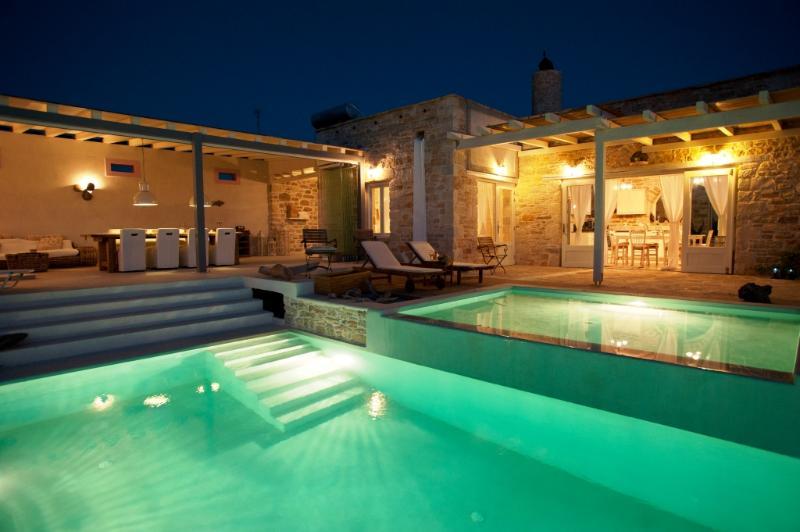 "Luxusvilla Thea - LUXUS ""Villa THEA"", SEA-View, Matala - SouthCoast - Pitsidia - rentals"
