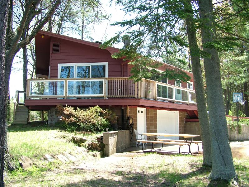 Fish Tale Cottage on Harbor of Castle Rock Lake - Image 1 - Friendship - rentals