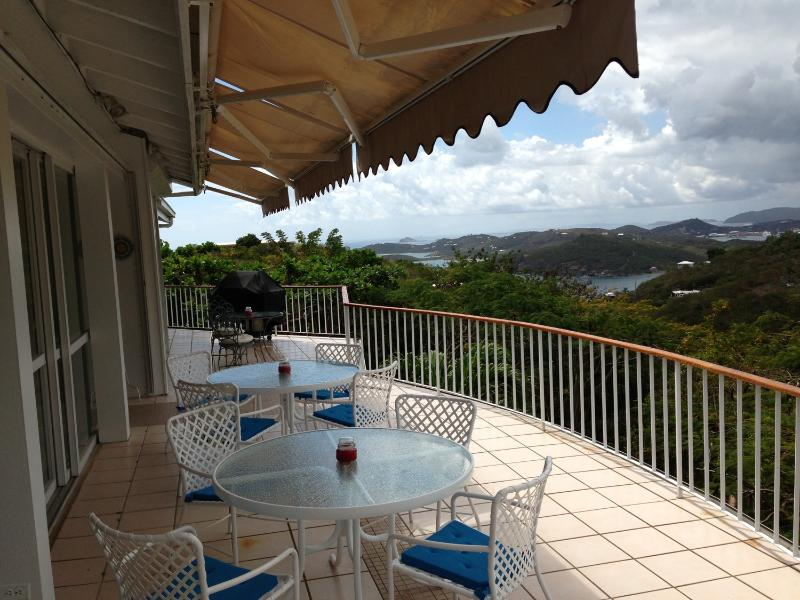 Deck - Captain's Walk - Saint Thomas - rentals
