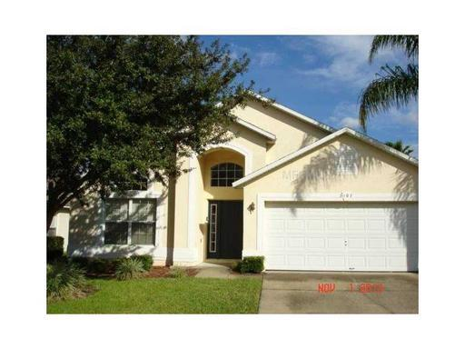 Spacious 4 Bedroom 3 Bath Villa with private pool - Image 1 - Haines City - rentals