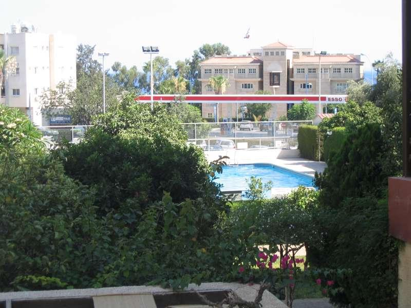 View from balcony - 2 bedroom flat opposite Four Season &beach Limassol - Limassol - rentals