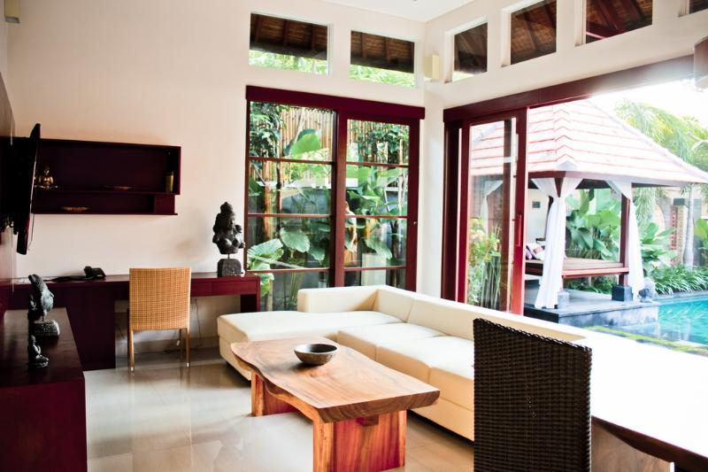 Luxury Villa Prana near the beach - Image 1 - Canggu - rentals