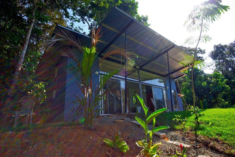 The Jungle Villa- Modern 1BD House w/Pool - Image 1 - Dominical - rentals