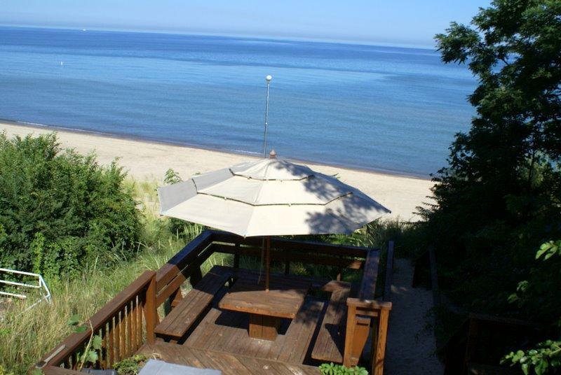 Private Beach - White Sandy private beach, 1hr drive from Chicago - Long Beach - rentals