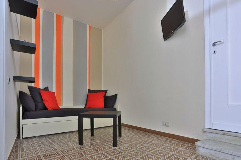 living room - Apartment Gramsci 31 - BRAND NEW, PRIME LOCATION! - Riomaggiore - rentals