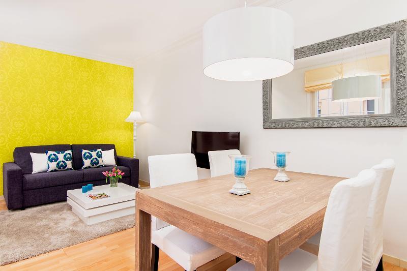 Living-Dining Room - El Viso Smart - Madrid - rentals