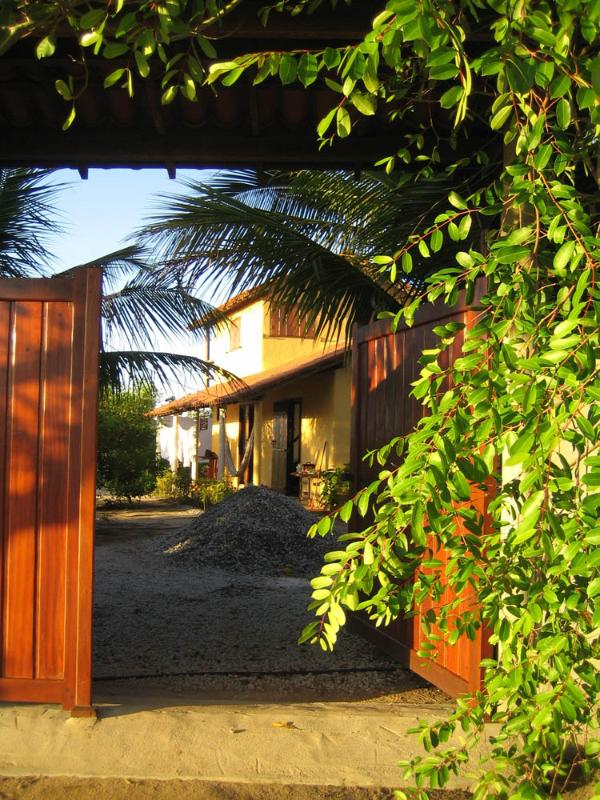 Entrance - Apartment in house - 900 from Trancoso beach - Trancoso - rentals