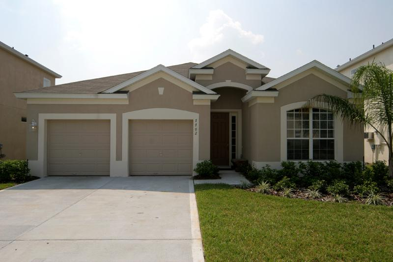 House - 4  bed/bath, private South Facing Pool/SPA - Kissimmee - rentals