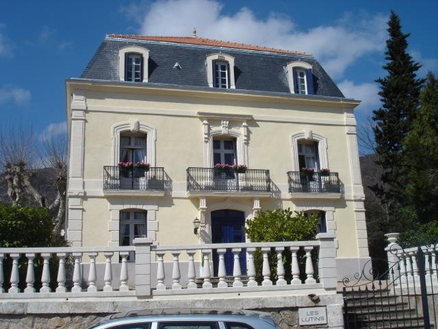 Front of house - Luxury chateau in South of France - Lamalou-les-Bains - rentals
