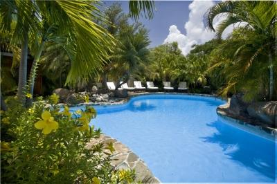 4 Bedroom Villa with Ocean View on Tortola - Image 1 - Tortola - rentals