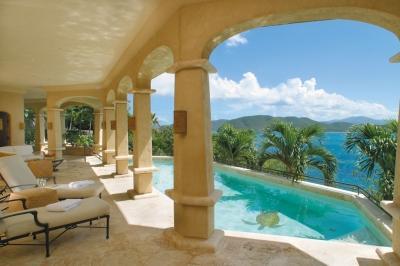 Fabulous 5 Bedroom Villa in Peter Bay - Image 1 - Peter Bay - rentals