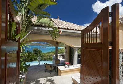 Spectacular 5 Bedroom Villa with Private Pool in Peter Bay - Image 1 - Peter Bay - rentals