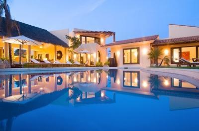5 Bedroom Villa Overlooking the Pacific Ocean in Punta Mita - Image 1 - Punta de Mita - rentals