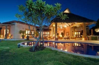 Magnificent 4 Bedroom Villa in Punta Mita - Image 1 - Punta de Mita - rentals