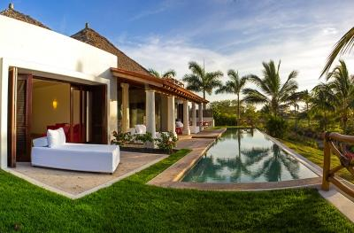 Unique 5 Bedroom Villa in Punta Mita - Image 1 - Punta de Mita - rentals