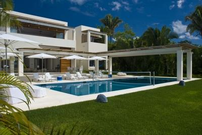 5 Bedroom Ocean front Villa in Punta Mita - Image 1 - Punta de Mita - rentals
