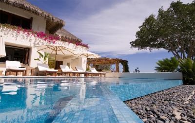 Spacious 6 Bedroom Estate in Punta Mita - Image 1 - Punta de Mita - rentals