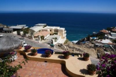 4 Bedroom Home with Ocean View in Cabo San Lucas - Image 1 - Cabo San Lucas - rentals