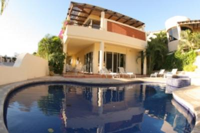 Tasteful 6 Bedroom Home with Ocean View in Cabo San Lucas - Image 1 - Cabo San Lucas - rentals