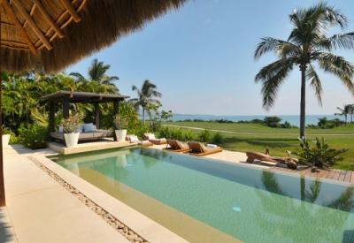Sensational 5 Bedroom Villa with Ocean View in Punta Mita - Image 1 - Punta de Mita - rentals