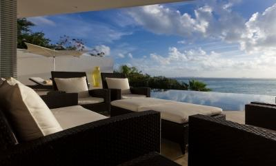 Extraordinary 5 Bedroom Villa with Infinity Pool in Quintana Roo - Image 1 - Isla Mujeres - rentals
