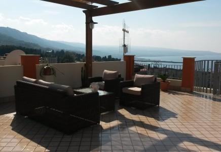 Panoramic view from the solarium - Panoramic view Pizzo Calabria Italy - Pizzo - rentals