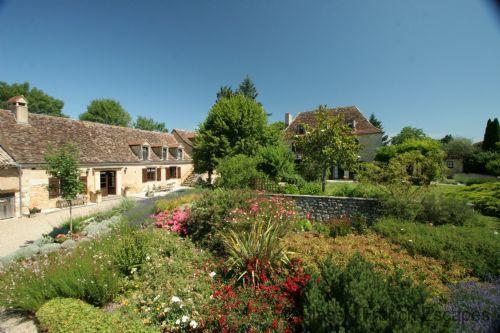 French 17th Century Manoir near Bergerac FRMD143 - Image 1 - Saint-Julien-de-Crempse - rentals