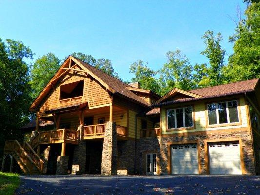 Almost Heaven Location: Between Boone & Banner Elk - Image 1 - World - rentals