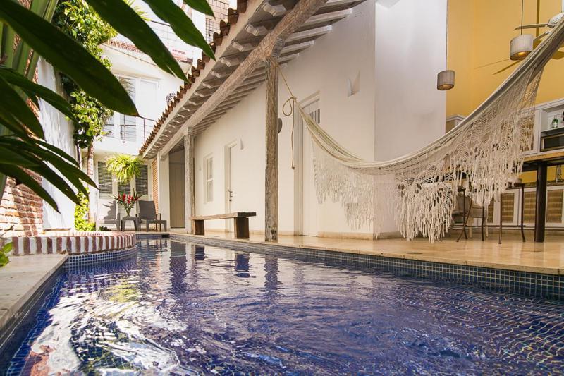 Incredible 5 Bedroom House in Old Town - Image 1 - Cartagena - rentals