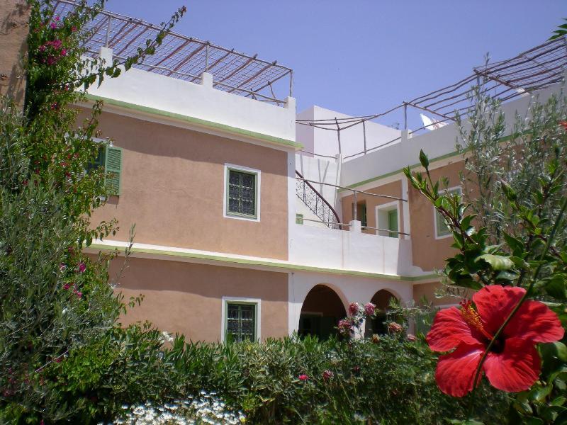 Riad Dar Jeeling :  Garden of the Senses - Image 1 - Tiznit - rentals