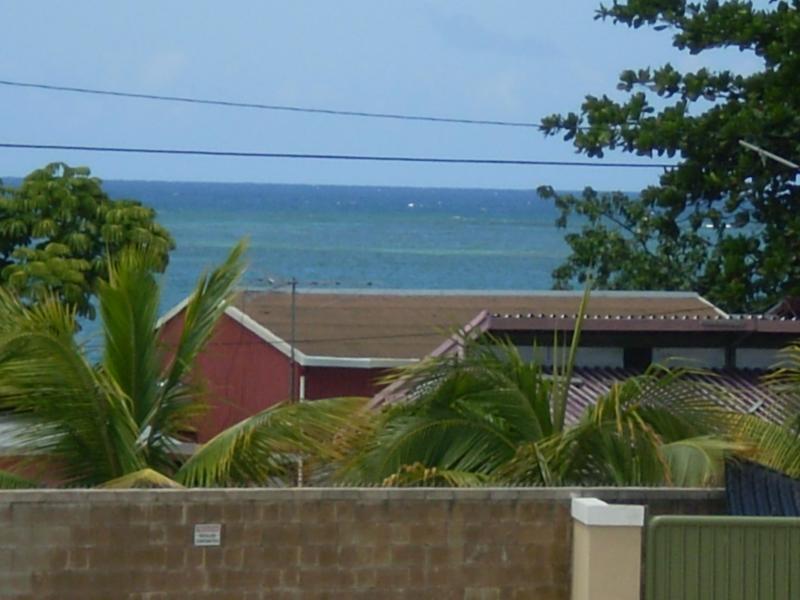 View from balcony - PALMA VISTA CONDO JUST ACROSS THE BEACH - Fajardo - rentals