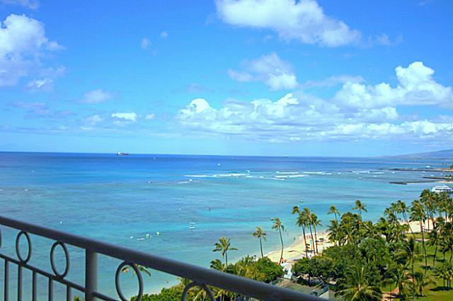 Waikiki Shore 1315 - 'Ikena Nui II (Big View II) - Image 1 - Honolulu - rentals