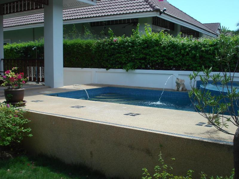 beautiful villa with private pool in quiet park - Image 1 - Hua Hin - rentals